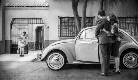 'Roma' Turns An Intimate Memory Story Into A Marvel Of A