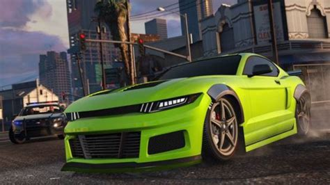 GTA Online Update Features New Cars, Discounts, Daily