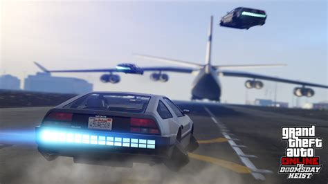 GTA 5 Doomsday Heist Event Now Out For PS4, Xbox One, And