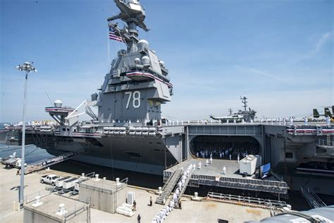 Supercarrier, Super Late: The U
